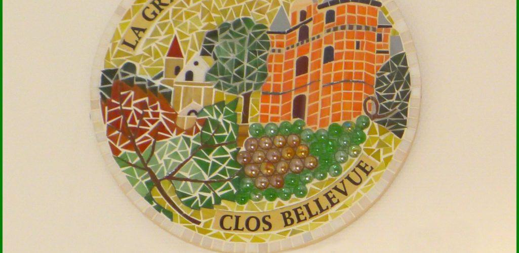 Visite au Clos Bellevue de la Maison de l'Amitié.